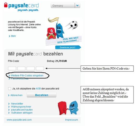 Paysavecard - (Paysafecard, Guthaben, 15euro)