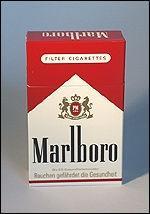 - (Kosten, Zigaretten)