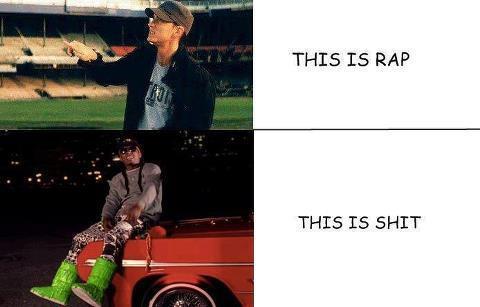 Eminem s. Wayne - (Sex, Lied, Rapper)