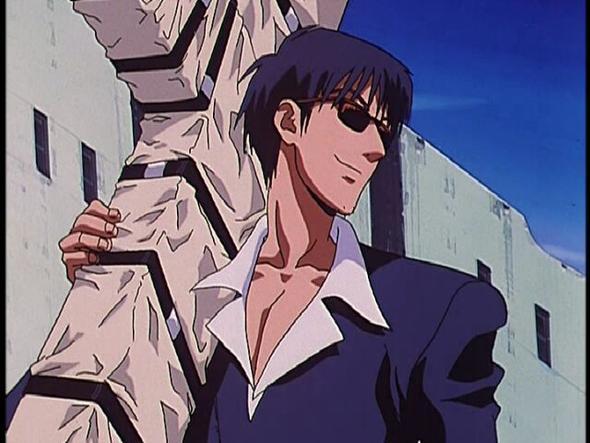 Nicolas D. Wolfwood - (Anime, Waffen, Zeichentrick)