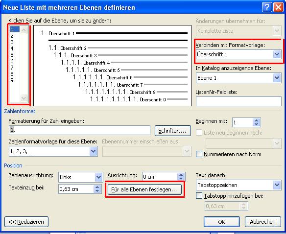 Bild 4 - (Windows, Word, inhaltsverzeichnis)