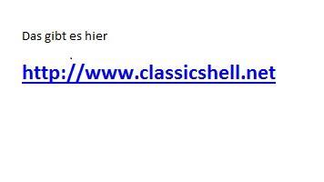 classicshell - (Computer, Windows 7, Windows 8)