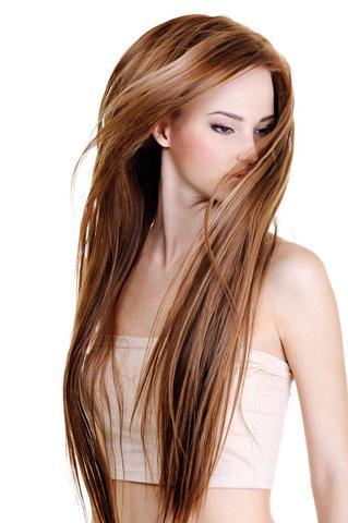 Braune Haare Blonde Str 228 Hnchen Blond