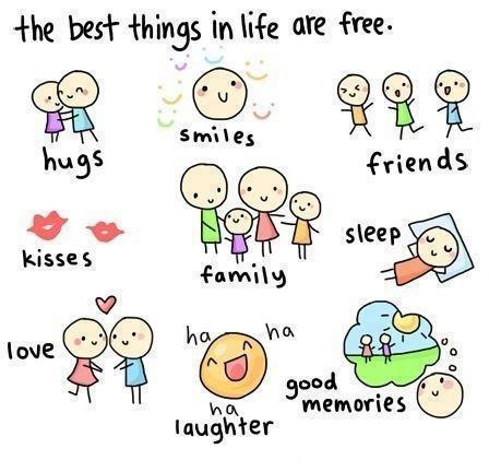 Best things in life - (Freundschaft, Geschenk, Geburtstag)