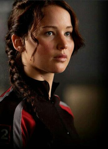 Frisur Von Jeniifer Lawrence In Panem