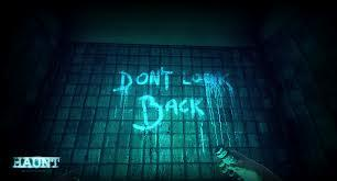 Don't look - (Angst, gruselig, slender)