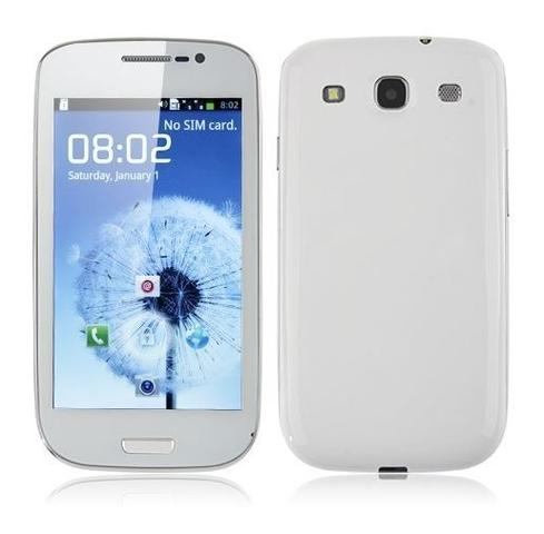 Star I9300 S3, Android 4.0.3, Prozessor 1GHz, Display 3.5 Zoll, DUAL SIM. - (Handy, Samsung, Smartphone)