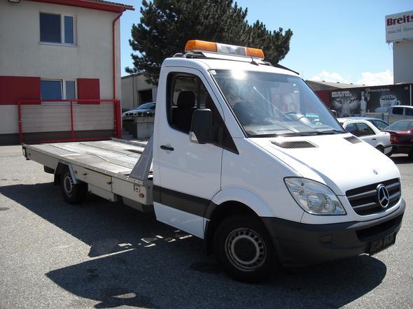 Autotransporter 3500kg - (Auto, Führerschein, KFZ)
