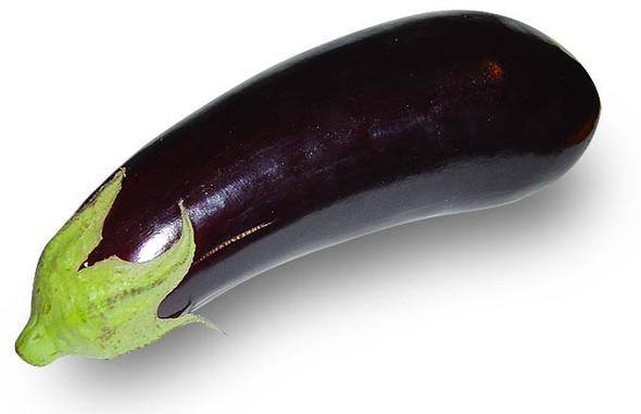 Aubergine - (Haare, Make-Up)