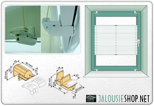 plissee f r aluminiumfenster fenster aluminium klemmt. Black Bedroom Furniture Sets. Home Design Ideas