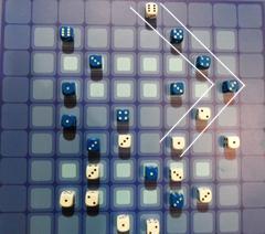 Rezension Brettspiel Desiree (Spieltz) - (Freizeit, Brettspiel, tester)