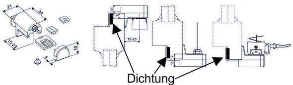 plissee f r aluminiumfenster klemmen aluminium fenster. Black Bedroom Furniture Sets. Home Design Ideas