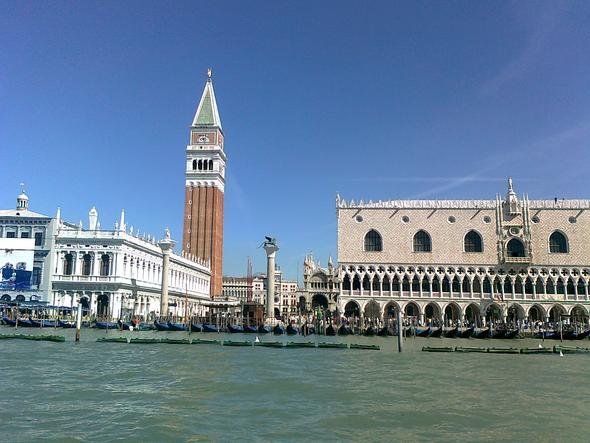 Bacino San Marco - (Foto, Kunst, malen)