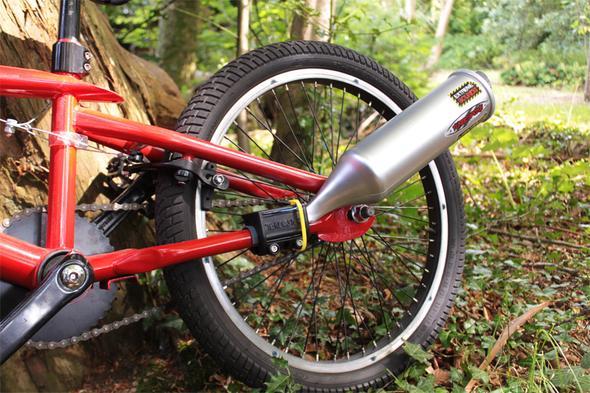 Turbospoke - (Fahrrad, Umgestalten, Aufmotzen)