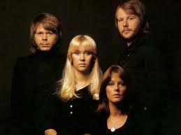 ABBA - (Lied, Referat, berühmt)