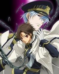 07-Ghost - (Buch, Anime, Manga)