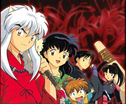Inuyasha - (Buch, Anime, Manga)