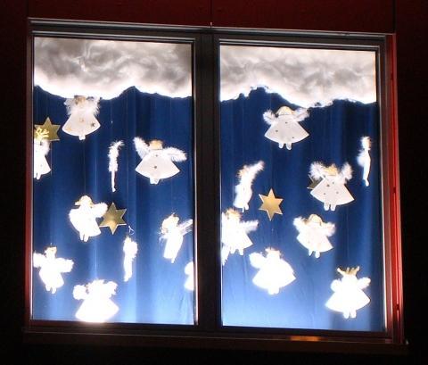 - (Ideen, basteln, Adventsfenster)