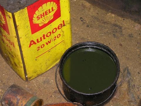 Ölbehälter - (Recht, Gebäude)