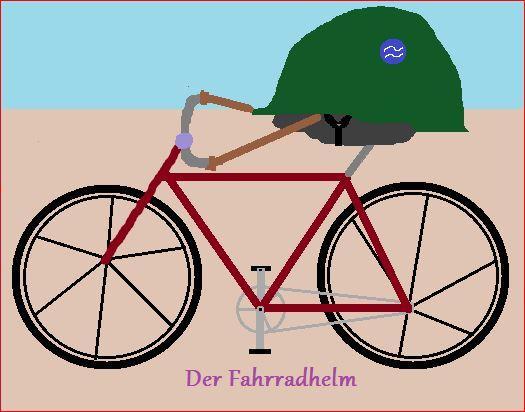 Fahrradhelm - (Auto, Fahrrad, Helm)