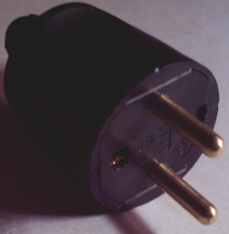 der belgische Stecker - (Strom, Adapter)
