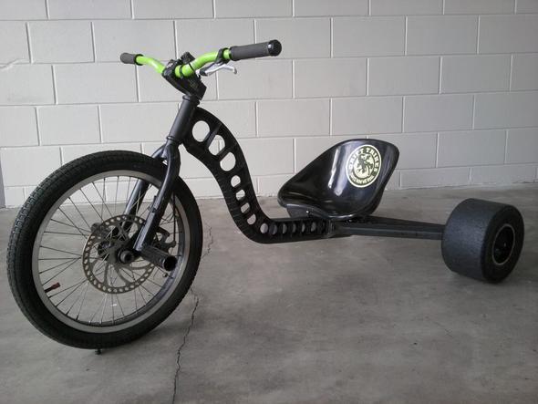 Drift trike - (Selbstbau, Drift Trike)