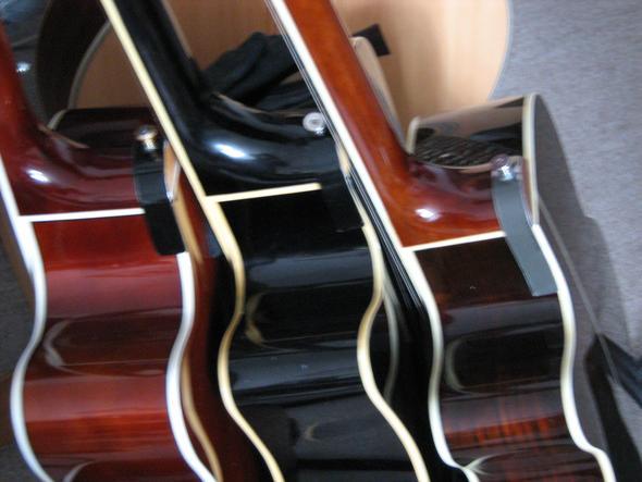 Gurtbefestigung - (Gitarre, Befestigung, gurt)
