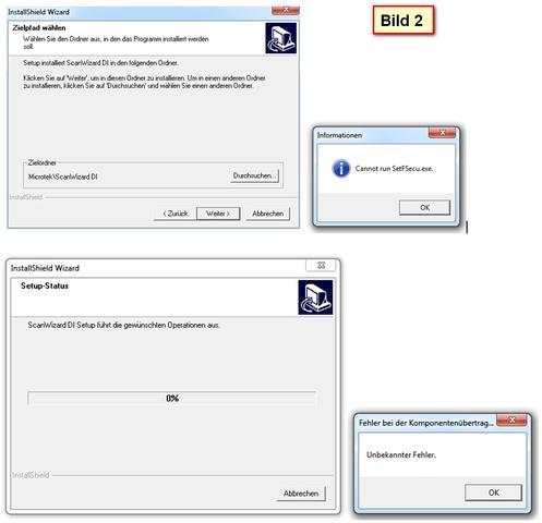 Bild 2 - (Computer, installieren, Scanner)