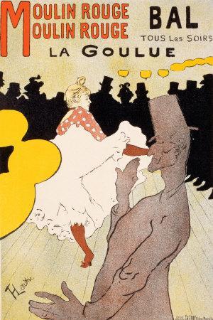 Henri de Toulouse Lautrec - (Bilder, Kunst)