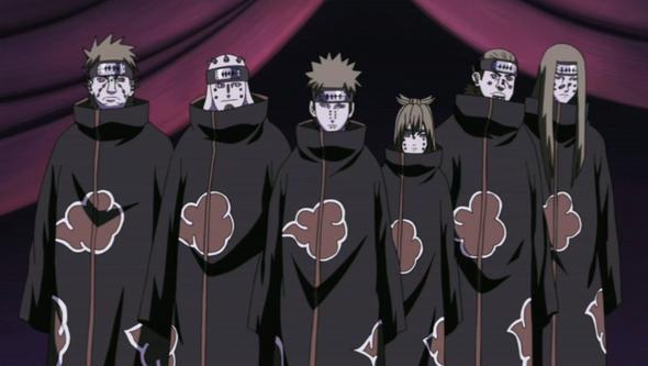 Nagato , Pain - (Naruto, sterben, Kampf)