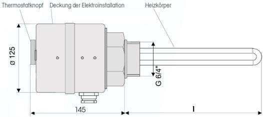 Heizpatrone - (Elektrik, elektro, schuetzen)