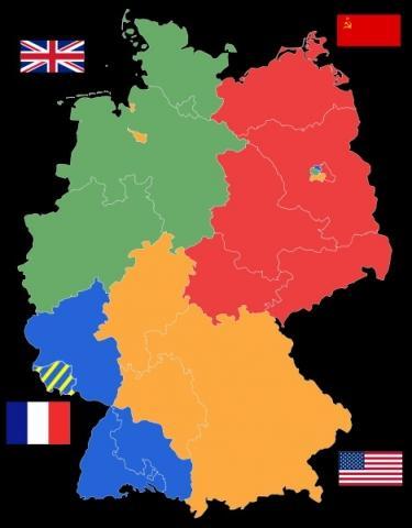Deutsche Besatzungszonen - (Politik, Geschichte, DDR)