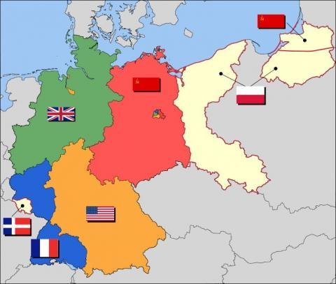 Warum Wurde Deutschland Geteilt