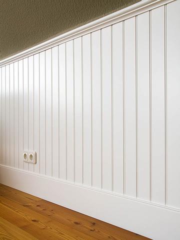 Beadboard.de Wandverkleidung Wie Aus Amerika   (Wand, Renovieren)