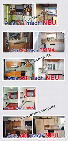 Aus alt mach NEU primashop - (wohnen, Küche, einrichten)