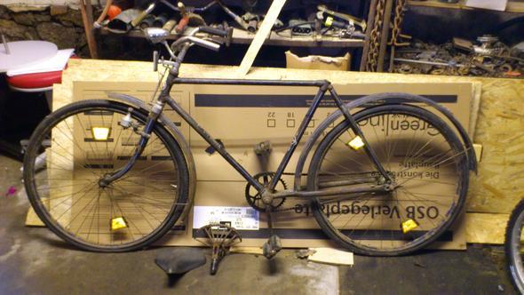 Victoria 50 - (Fahrrad, Bike, Zweirad)