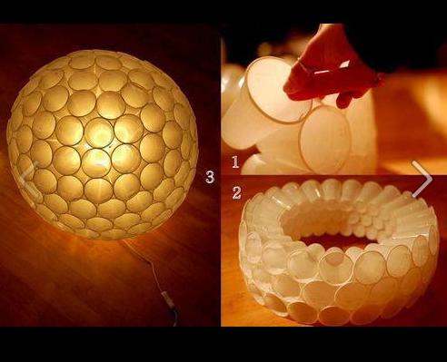 LAMPE SELBER BAUEN  Dekoration Mode Fashion