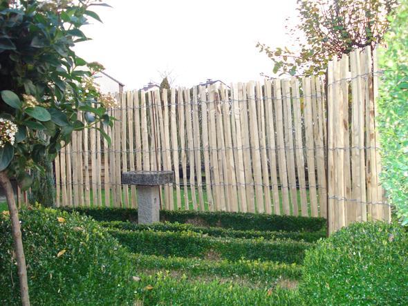 Gartenzaun Gunstige Alternativen Zu Metall Holz Wohnung Haus