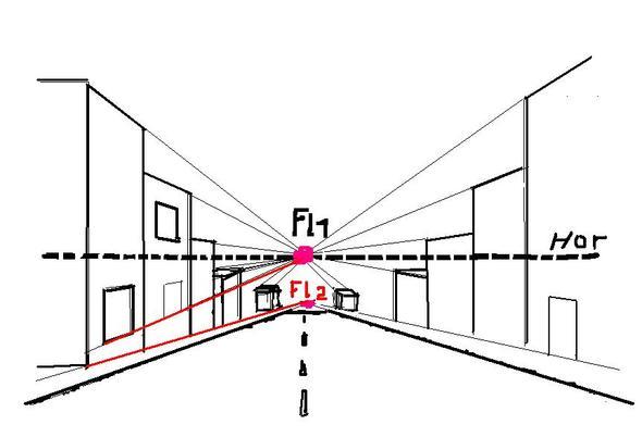 3d stra e zeichnen kunst perspektive. Black Bedroom Furniture Sets. Home Design Ideas