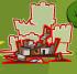 Freier platz mit ruine - (Games, online)