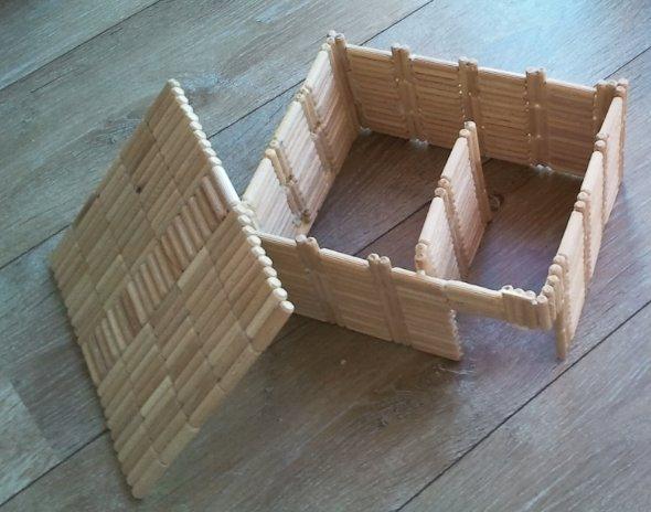 Hamsterhaus - (bauen, Hamster, Handwerk)