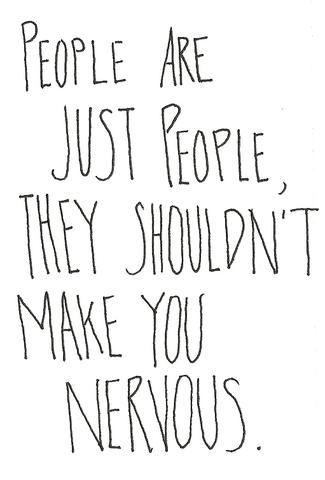 just people - (Psychologie, Menschen, Gesellschaft)