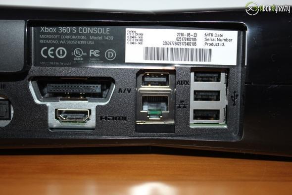 Fernsehanschlusse Fur Xbox 360 Slim Schwarz Computer Fernseher