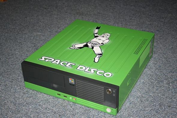 spacedisco - (PC, Farbe, malen)