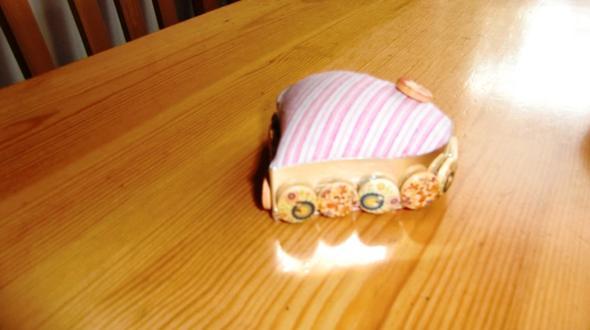Nadelkissen - (Geschenk, Ideen, Mutter)