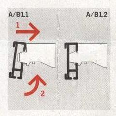 bekomme gardinenstange nicht entfernt handwerk heimwerken gardinen. Black Bedroom Furniture Sets. Home Design Ideas
