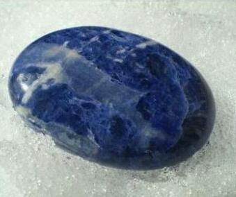 Wie heißt dieses blaue Mineral/Edelstein (Freizeit, Steine