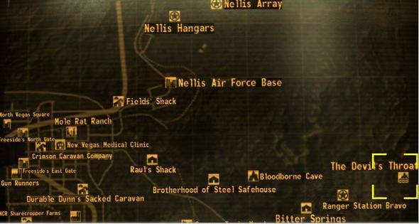 Fallout New Vegas Quest: Sich ums Geschäft Kümmern. (new-vegas)