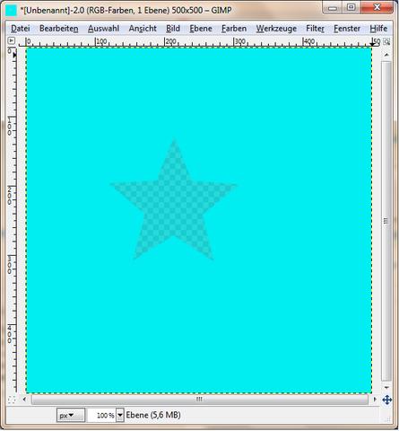 Mit Gimp - (Bilder, HTML, CSS)
