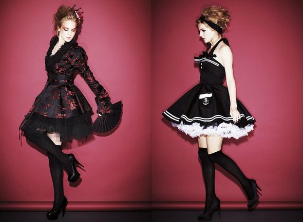 Kleidung im Fullmoon wo sagashite (/Arina Tanemura) Style ...